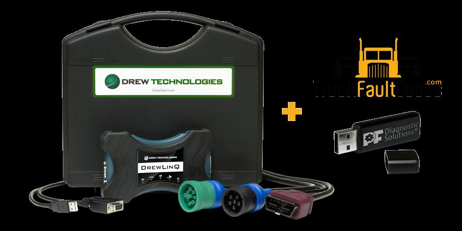 DrewLinQ® Kit Plus