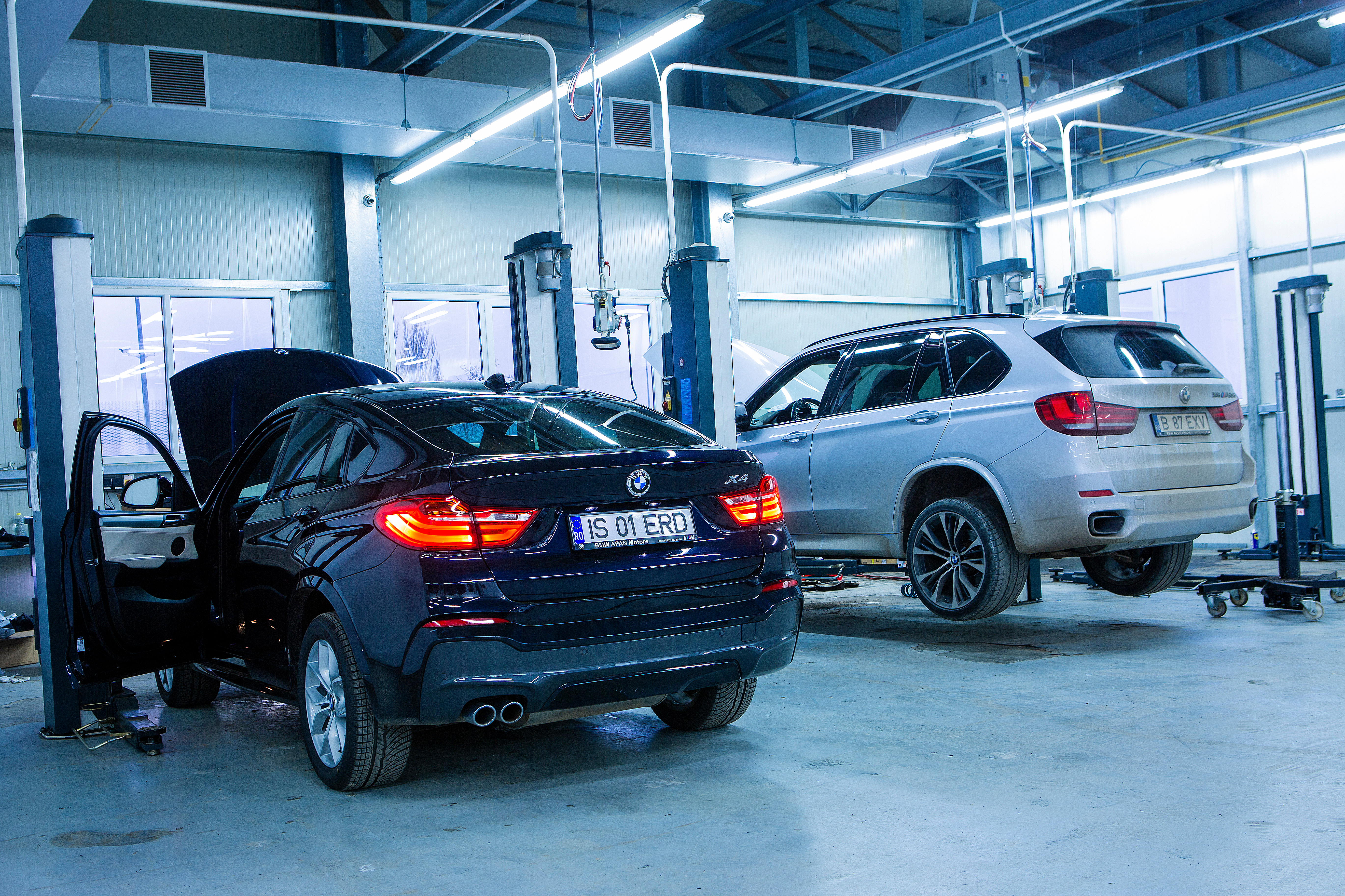BMW DPF Pressure Too High For A Successful Regeneration