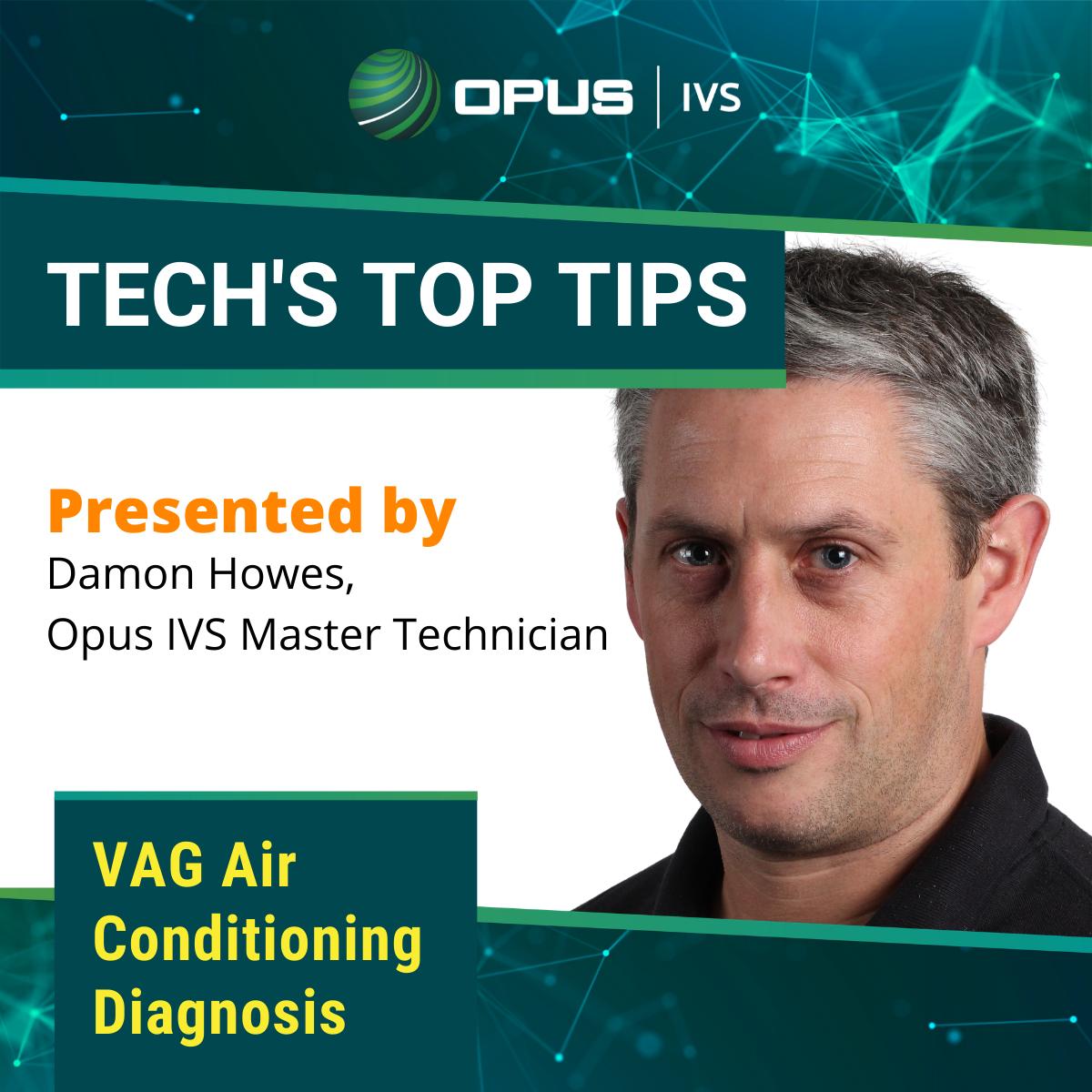 VAG Air Conditioning Diagnosis